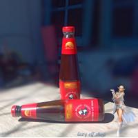 Saus Tiram Cap Panda 510gr saos Lee Kum Kee Oyster Sauce 18 oz Halal