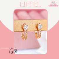 Anting Emas Eiffel Series by Sandra Dewi Gold 18K EA210357