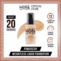 MAKE OVER Powerstay Weightless Liquid Foundation 33 ml