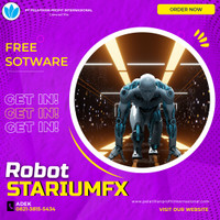 E-Book Free Robot Starium FX (Software)