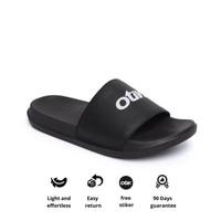 Otiv Flasher - Sandal Slip On Sandal Slide Pria