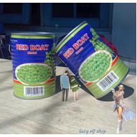 Kacang Polong Kaleng 379gr green peas canned Red Boat