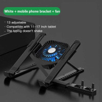 Cooling Pad Cooler Laptop Stand Laptop With Fan - CT1310