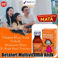 Betafort Vitamin 60ml Obat Kesehatan Anak Multivitamin Terbaik BPOM