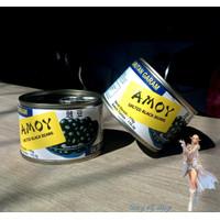Amoy tausi kacang hitam kaleng 170gr salted black bean Douchi tau xi