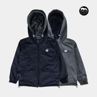jaket windbreaker anak / jaket parasut anak