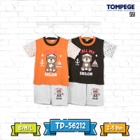 Tompege Setelan Oblong Anak Laki Cowok CALL ME BEAR TP-56212