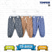 Celana Panjang Joger Anak Laki Laki 2 - 4 Tahun Tompege TP-0528R