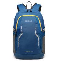 Navy Club New Arrival - Tas Ransel Laptop Kasual HFGG Backpack- 14inch - Biru Muda