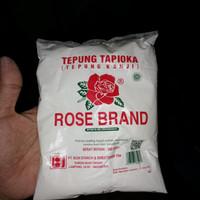 tepung tapioka / kanji rose brand 250 gram