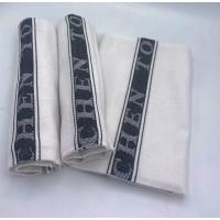 HOMEWARE DEPO - VINTAGE KITCHEN CLOTH (Putih garis abu abu)