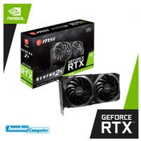 MSI GeForce RTX™ 3070 VENTUS 2X OC 8GB GDDR6