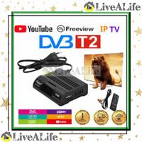 Taffware Pantesat Digital TV Tuner Set Top Box WiFi DVB-T2
