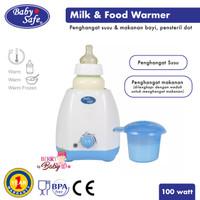 Baby Safe Milk & Food Warmer Penghangat Susu Makanan Bayi & Sterilizer