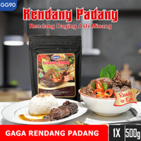 GAGA Rendang 500g Frozen Food (GG90)