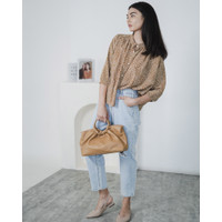 THIS IS APRIL - Blanca Top - Yellow