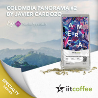 Arabica Green Beans - Colombia Panorama #2 by Javier Cardozo - 1Kg