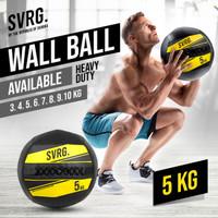Svarga Wall Ball 5 Kg - Medicine Ball - Slam Ball