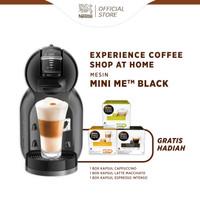 NESCAFE Dolce Gusto Mini Me + Free 1 Box Latte + Espresso Int + Cappu