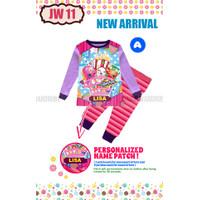 Pajamas Anak JW 11