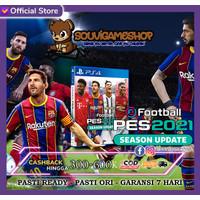 PS4 eFootball PES 2021 ENGLISH