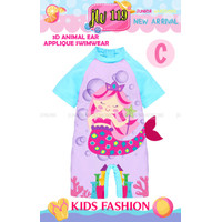 Baju renang anak perempuan JW 119
