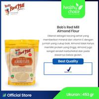 Bob's Red Mill Almond Flour 453 gr (Expired Dekat)