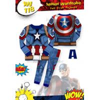 Pajamas Anak Laki-laki kids JW 118