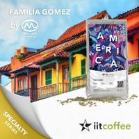 Arabica Green Beans - Colombia Familia Gomez by Mercanta - 1Kg