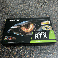 gigabyte rtx 3060 ti gaming oc 8gb gddr6