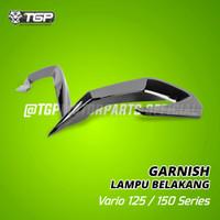 Garnish Lampu Belakang Vario 125 / 150 FI ESP New Aksesoris Variasi