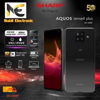 HP SHARP AQUOS SENSE 4 PLUS SMARTPHONE + FREE POWERBANK