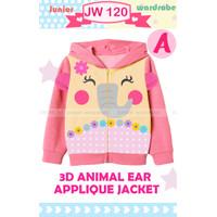 Jaket Anak perempuan JW 120 Teen