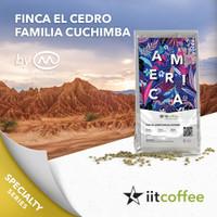 Arabica Green Beans - Colombia El Cedro Familia Cuchimba - 1Kg
