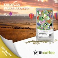Arabica Green Beans - Kenya AA Riakahara #86 by Nordic Approach - 1Kg