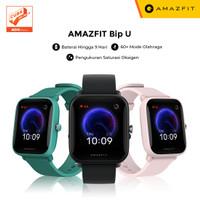 Amazfit BIP U Fitness Smartwatch International Version (Garansi Resmi)