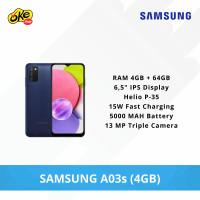 Samsung Galaxy A03s Smartphone ( 4GB/64GB )