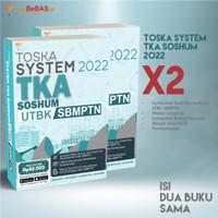 Bebas Toska System Buku UTBK SBMPTN TKA Soshum 2022 X2