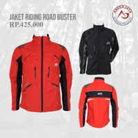 JAKET AREI RIDING ROAD BUSTER
