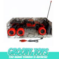 Mainan Mobil RC Rock Crawler Super Alloy 1:18 Ban Mobil 6 - PR 17475