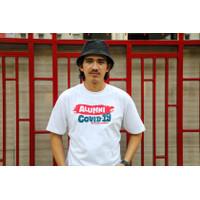 T-shirt Indonesia Pasti Bisa Alumni Covid-19