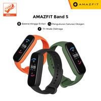 Amazfit Band 5 Fitness Smartband International Version(Garansi 1Tahun)
