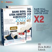 Bebas Buku UTBK Saintek Bank UTBK-SBMPTN Saintek 2022 X2