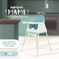 BABYDOES HIGHCHAIR CH - SN 01505 MAME