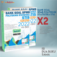 Bebas Bank Soal SPMB Politeknik Statistika STIS 2022 X2