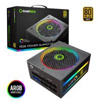 GAMEMAX RGB 1050W 80 Plus Gold Modular / PSU 1050 WATT