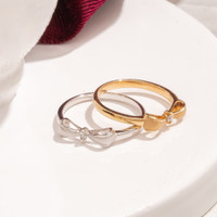 Goldmart Legacy - Timeless 10s Cincin Emas Berlian Gisella - SR 0805W