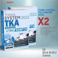 Bebas Toska System Buku UTBK SBMPTN TKA Saintek 2022 X2