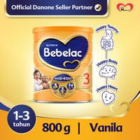 Bebelac 3 HiQEQ Vanila 800 g - Susu Pertumbuhan (1-3 Thn)