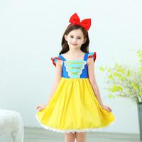 Jual Baju Kostum Princess Snow White |Dress Costume Princess Snow KC08